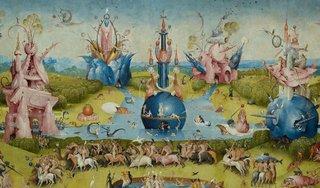 Hieronymus Bosch, Garden of Desires