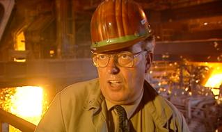 Steelmakers in Bavaria